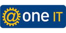 Logo @one IT GmbH in Friedberg